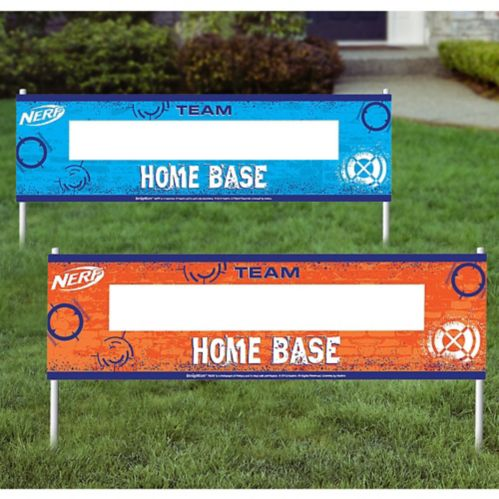 Affiches Nerf, Home Base, paq. 2