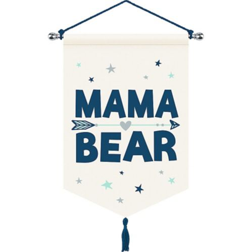 Canvas Mama Bear Sign