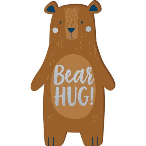 Mini Can Bearly Wait Bear Sign