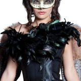 Fantasy Feather Collar