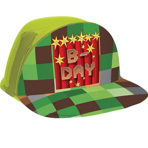 Pixelated Hat