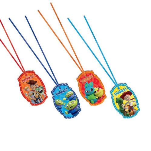 Toy Story 4 Thank You Tags, 8-pk