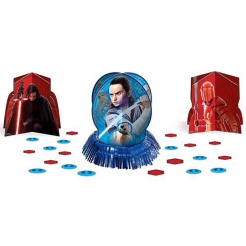 Star Wars 8 The Last Jedi Table Decorating Kit, 23-pc