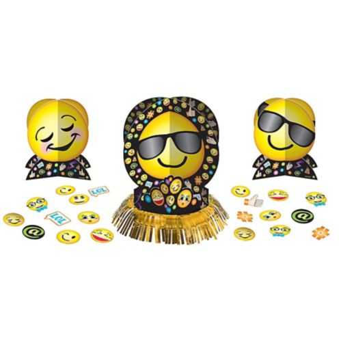Smiley Table Decorating Kit, 23-pc