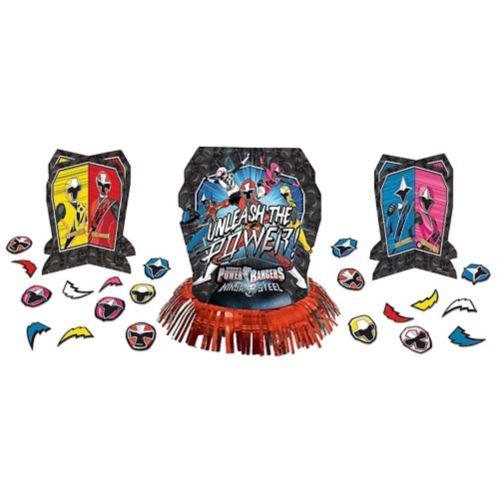 Décorations de table Power Rangers Ninja Steel, paq. 23