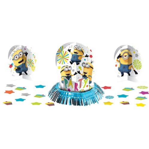 Minions Table Decorating Kit, 23-pc