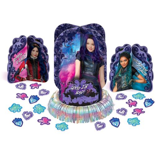 Descendants 3 Table Decorating Kit, 23-pcs