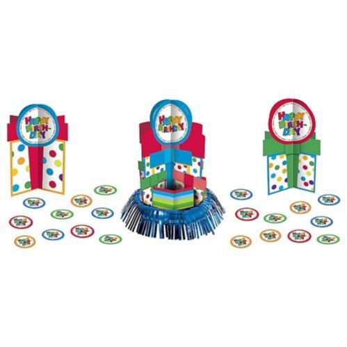 Boy Birthday Centerpiece Kit, 23-pcs