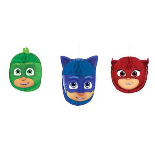 PJ Masks Honeycomb Balls, 3-pcs