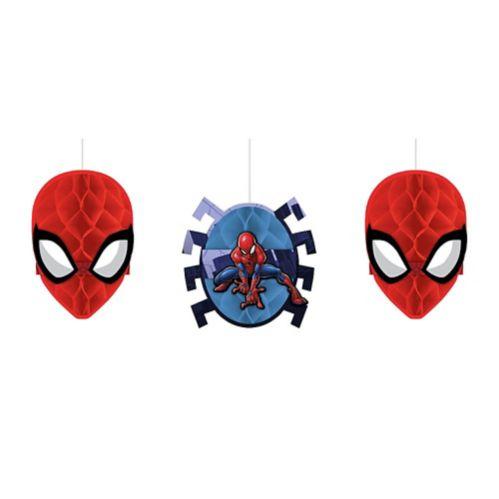 Boules alvéolées Spiderman Webbed Wonder, paq. 3