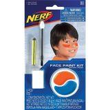 Ensemble de peinture pour le visage Nerf | Amscannull