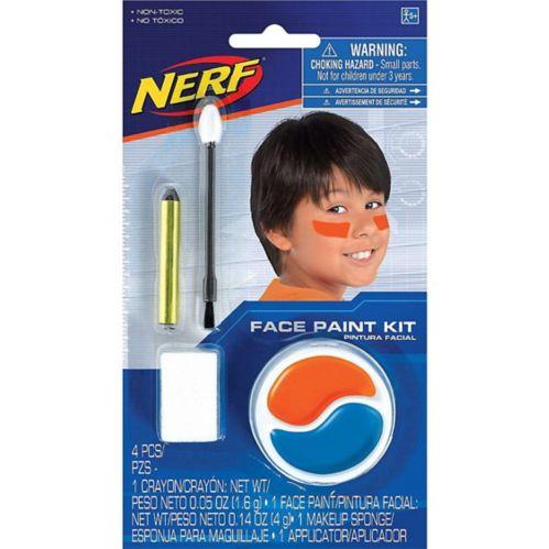 Nerf Face Paint Kit