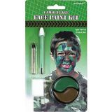Camouflage Face Paint | Amscannull