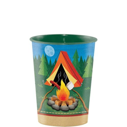 Camping Favour Cup