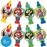 Mirlitons Super Mario, paq. 8