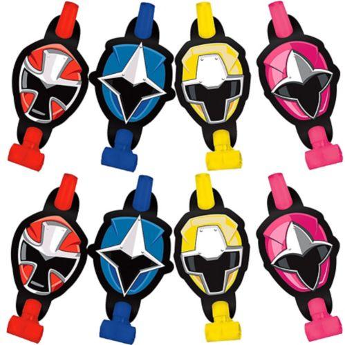 Power Rangers Ninja Steel Blowouts, 8-pcs