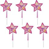 Friendship Adventures My Little Pony Wands, 6-pk | Amscannull