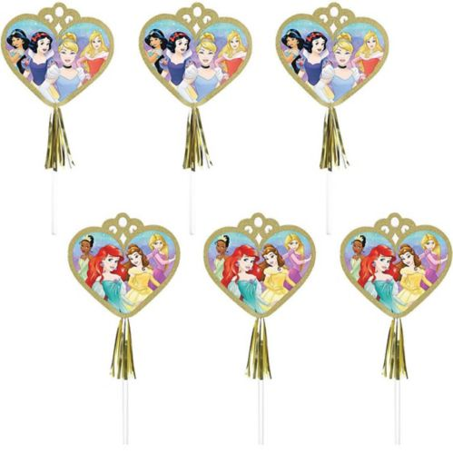 Glitter Disney Once Upon a Time Wands, 8-pk