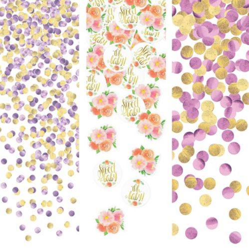 Floral Baby Confetti Product image