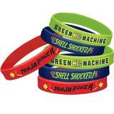 Rise of the Teenage Mutant Ninja Turtles Wristbands, 6-pk | Nickelodeonnull