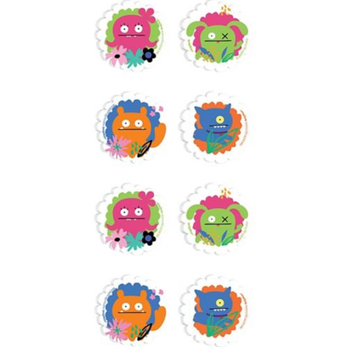UglyDolls Erasers, 8-pk