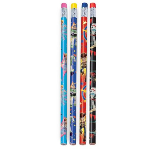 Toy Story 4 Pencils, 8-pk
