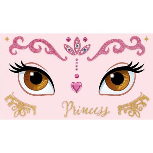 Disney Once Upon a Time Body Jewelry, 18-pc