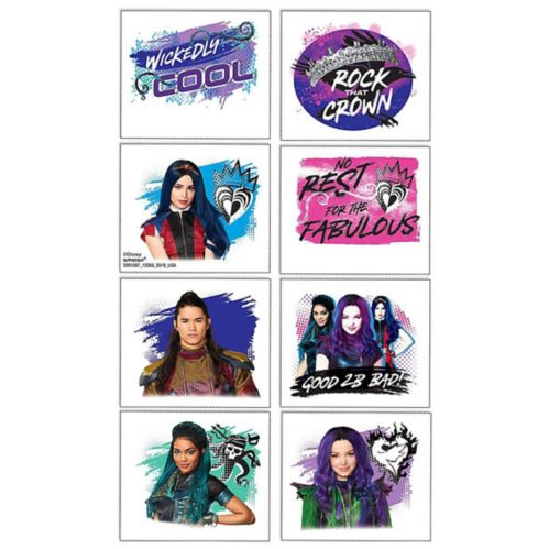 Descendants 3 Tattoos