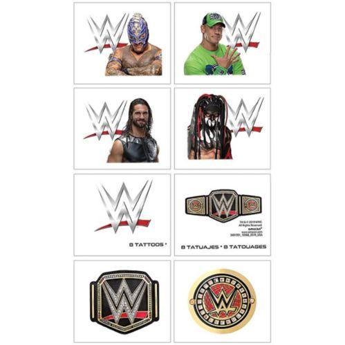 Tatouages Champion de la WWE