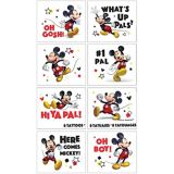 Tatouages Mickey Mouse Forever, 1 feuille | Amscannull