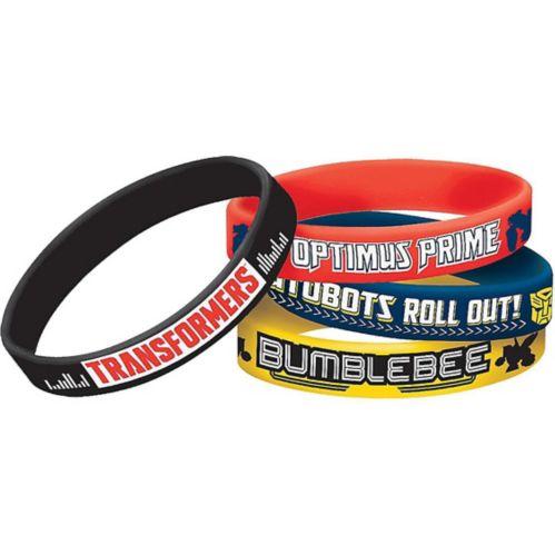 Bracelets Transformers, paq. 4