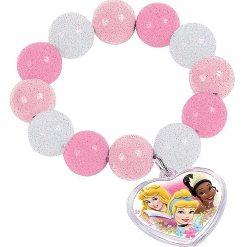 Bracelet à perles Princesses Disney