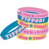 Bracelets Trolls, paq. 6 | Universalnull