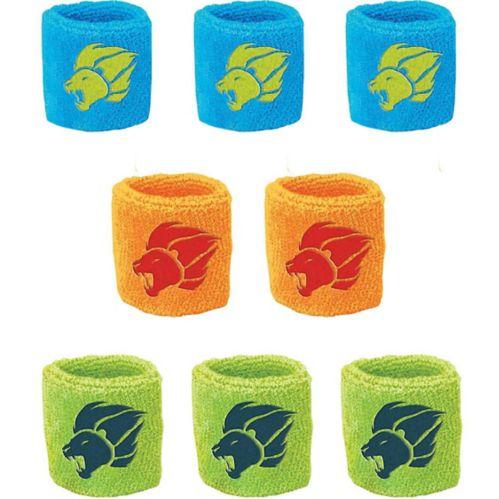 Bracelets de sport La Garde du Roi lion, paq. 8
