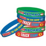 Thomas the Tank Engine Wristbands, 6-pk | Amscannull