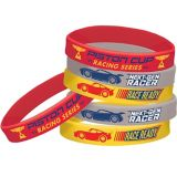 Cars 3 Wristbands 6ct | Amscannull