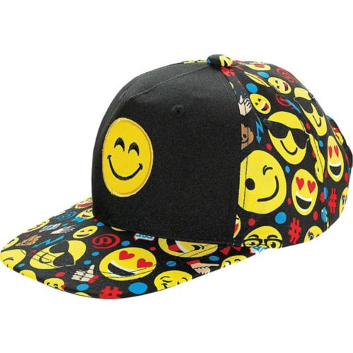 Smiley Baseball Hat