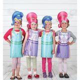 Accessoires de fête à porter Shimmer et Shine, paq. 16