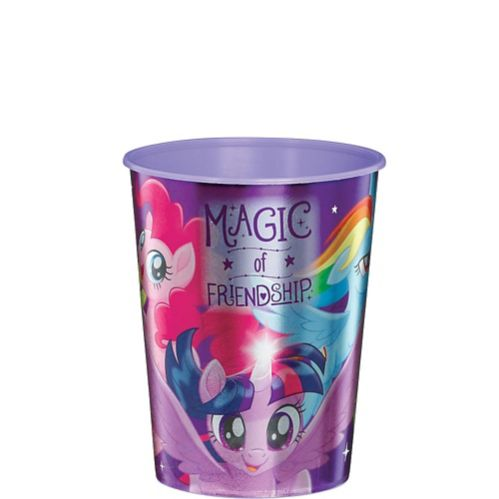 Metallic My Little Pony Favour Cup