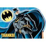 Batman Thank You Notes, 8-pk | WARNER BROSnull