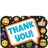 Smiley Thank You Notes 8-pk | Amscannull