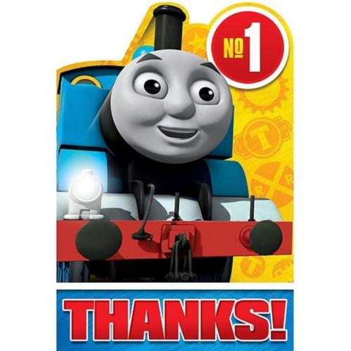 Thomas the Tank Engine Thank You Notes, 8-pk