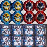 Invitations Transformers, paq. 8 | Hasbronull