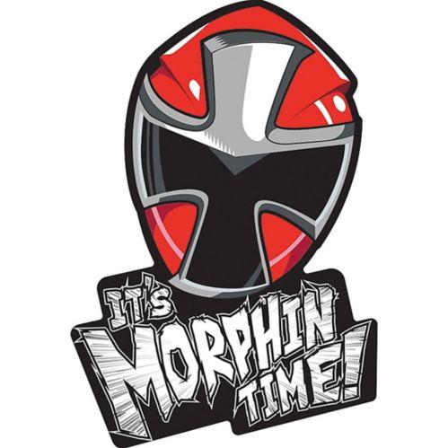 Power Rangers Ninja Steel Invitations, 8-pk
