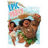 Invitations Moana, paq. 8 | Disneynull