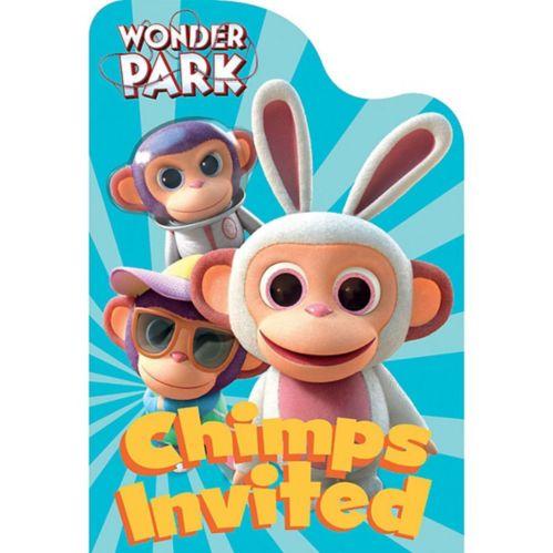 Wonder Park Invitations, 8-pk
