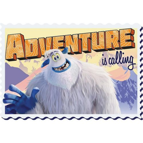 Smallfoot Invitations, 8-pk
