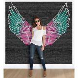 Colourful Wings Scene Setter, 9-pc | Amscannull