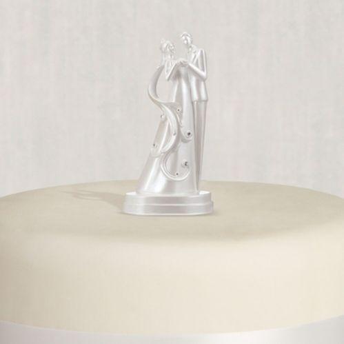 Décoration de gâteau de mariage Première danse