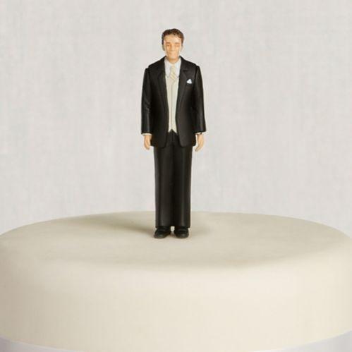 Groom Wedding Cake Topper